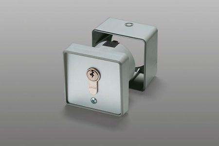 Udvendig nøglebetjening til automatisk port