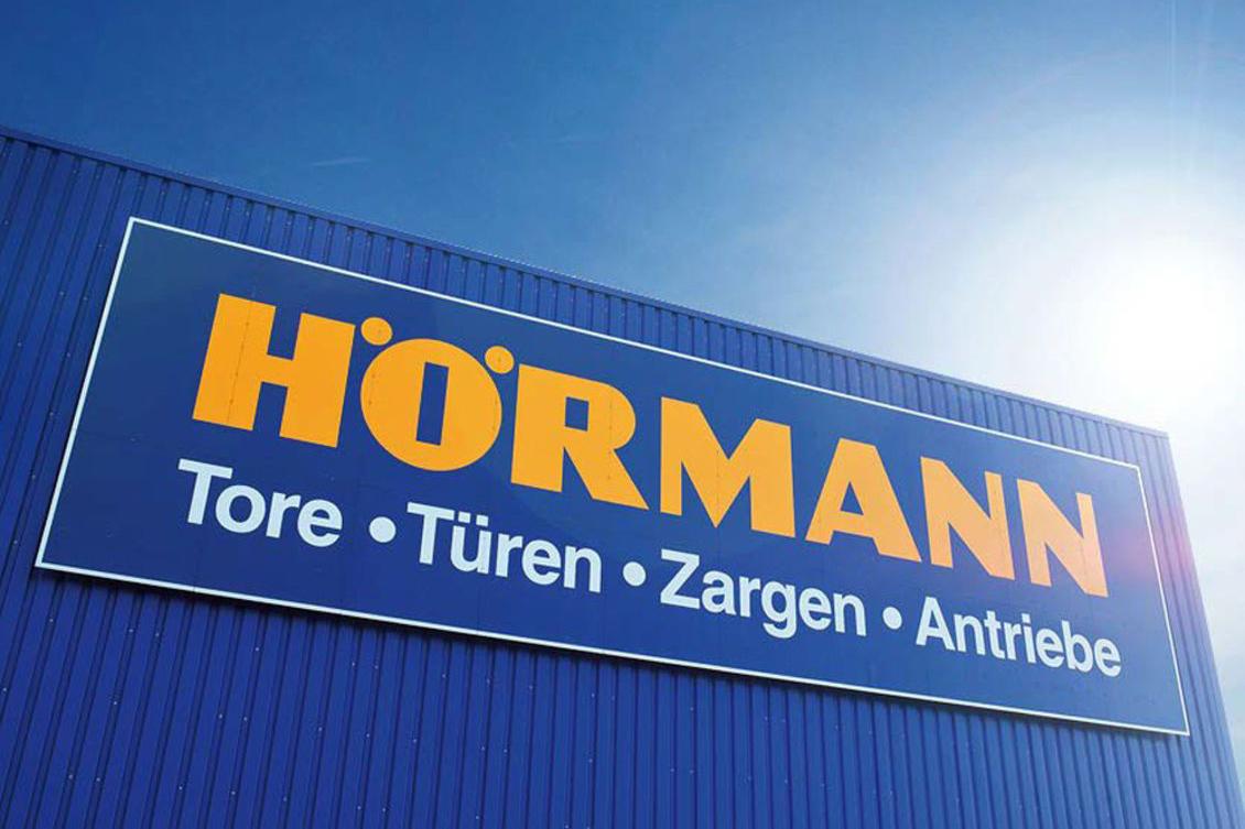 Hoermann garageporte - førende producent i Europa