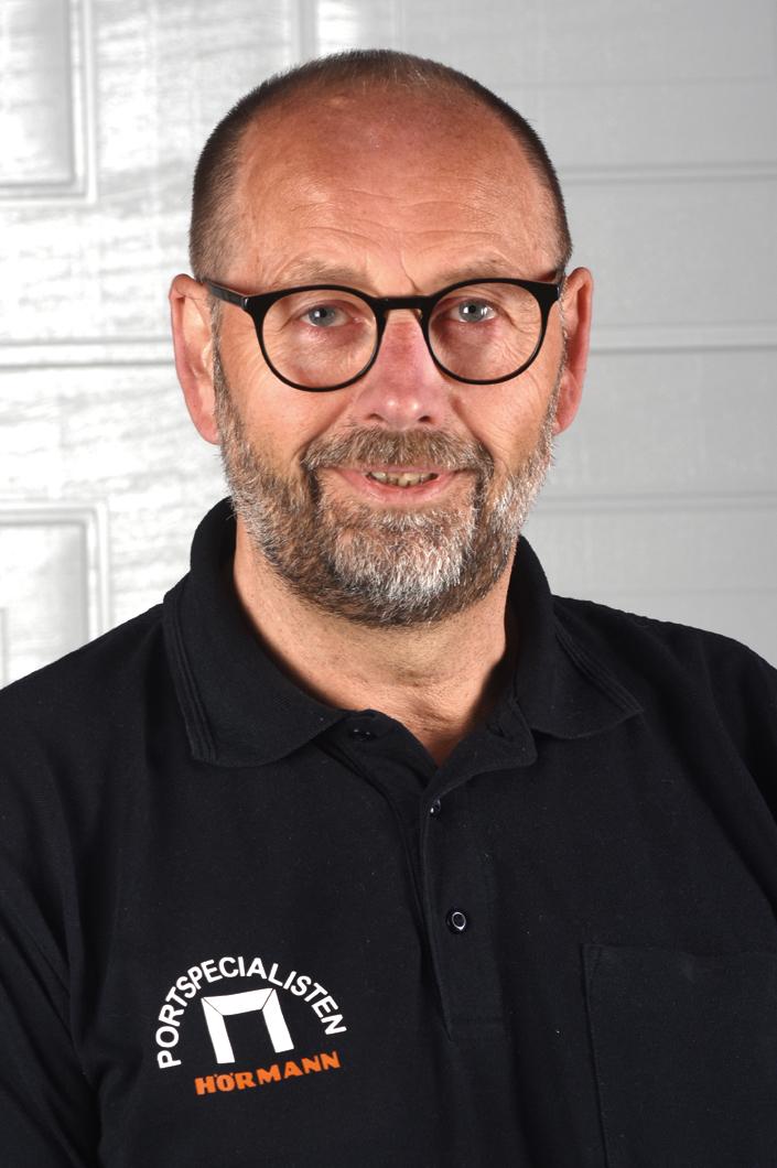 Anton Sørensen Serviceleder