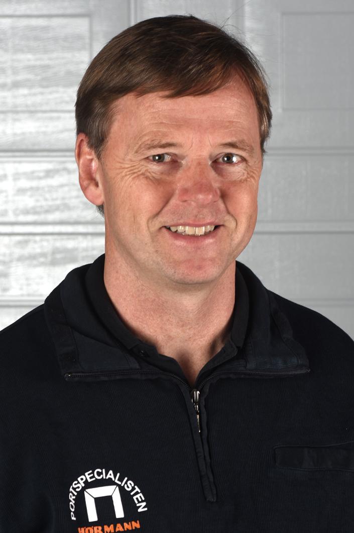 Salgskonsulent Klaus Veirum