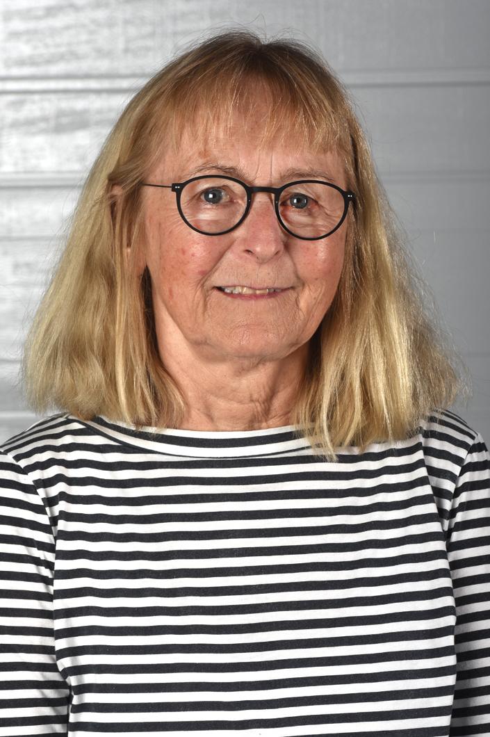Servicekonsulent og Bogholderi Margit Knudsen