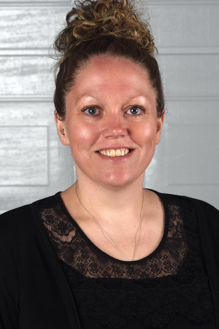 Servicekonsulent Michelle Mouritzen
